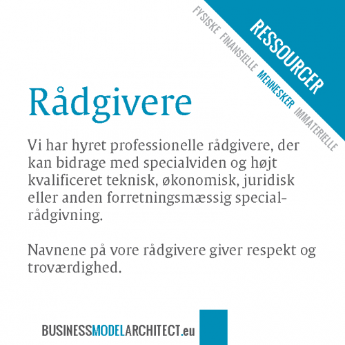 8C -raadgivere