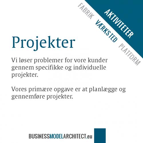 9B -projekter